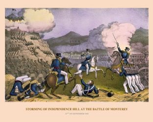 Monterey - Storming of Independence Hill